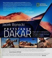 Burda Książki NG Jacek Bonecki Przystanek Dakar