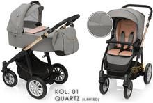 Baby Design Lupo Comfort 3w1 Limited Quartz