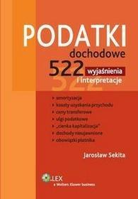 Podatki dochodowe - Jarosław Sekita