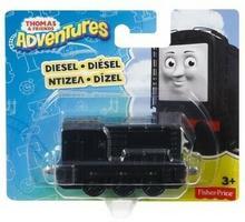 Fisher Price Tomek i przyjaciele Mała lokomotywa Diesel DXT31