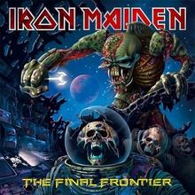 The Final Frontier CD) Iron Maiden