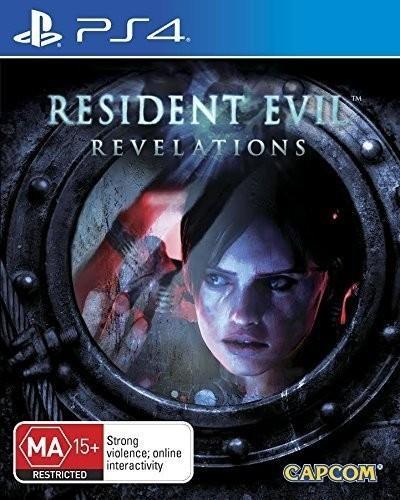Capcom Sony Resident Evil Revelations HD (PS4) 70017-01