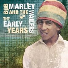 Marley Bob, The Wailers The Early Years CD Marley Bob The Wailers