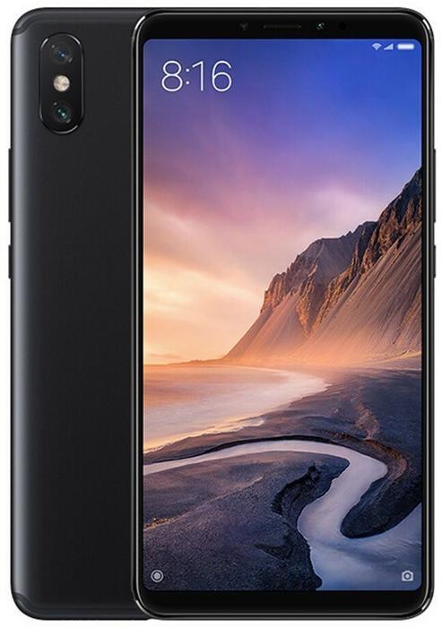 Xiaomi Mi Max 3 64GB Dual Sim Czarny