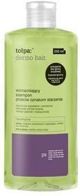 Tołpa dermo hair, wzmacniający szampon przeciw oznakom starzenia, 250 ml