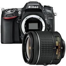 Nikon D7100 + AF-P 18-55