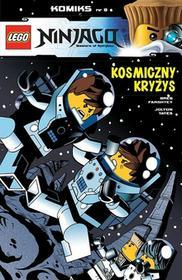 Media Service Zawada praca zbiorowa Lego Ninjago komiks 9. Kosmiczny kryzys