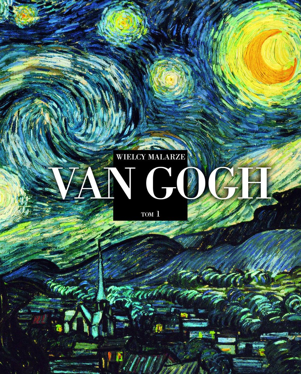 Van Gogh. Kolekcja Wielcy Malarze - Edipresse Polska