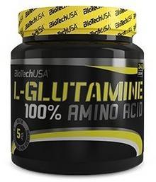 BioTech L-Glutamine 100% 500g