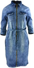 Sukienka jeansowa DENIM pensjonarka : Rozmiar - 40
