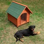 zooplus Exclusive Buda dla psa Spike Komfort XL gł x szer x wys. 112 x 96 x 105 cm| Dostawa GRATIS o