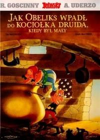 Egmont Asteriks Jak Obeliks wpadł do kociołka druida, kiedy był mały