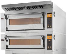 Resto Quality Piec elektryczny piekarniczy modułowy szamotowy | 8x600x400 | szeroki | TR D 66/L TR D 66/L