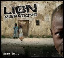 Save Us CD) Lion Vibrations