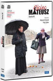 Ojciec Mateusz Seria 9 Płyta DVD)