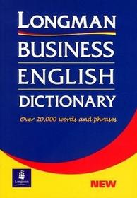 Business English Dictionary - Longman Group