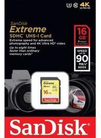 SanDisk SDHC Extreme Class 10 16GB
