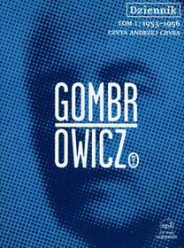 Dziennik Tom 1 1953-1956 książka audio)
