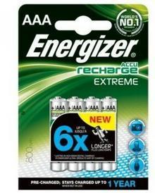 Energizer 4 x akumulatorki R03/AAA Ni-MH 800mAh Extreme