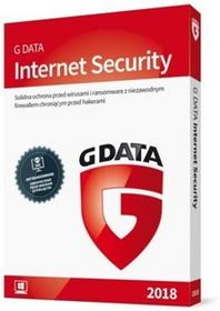 GData Internet Security 2018 BOX 2PC 1ROK