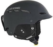 Cebe kask narciarski Dusk, czarny, 58-62cm CBH27