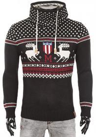 Sweter męski ALEX BLACK 0005001-49