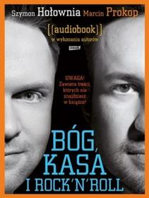 Znak Bóg, kasa i rock'n'roll (audiobook CD) - Szymon Hołownia, Marcin Prokop