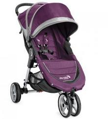 Baby Jogger City Mini Purple/Gray