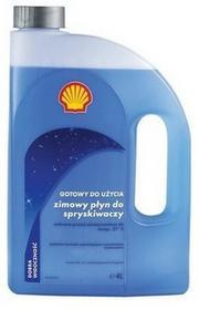SHELL Płyn do spryskiwaczy zimowy SHELL 4 Litry SHELL AS10A