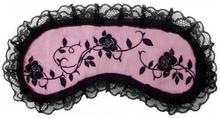 Daydream Opaska na oczy Crochet Flower Pink