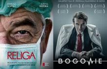 Agora Dariusz Kortko, Judyta Watoła, Łukasz Palkowski Pakiet: Religa / Bogowie (film DVD)