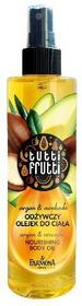 Farmona Tutti Frutti Olejek do ciała odżywczy Argan & Awokado 200ml