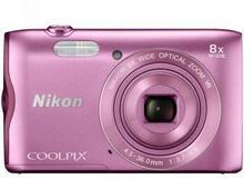 Nikon Coolpix A300 różowy