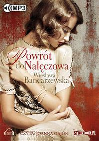 StoryBox.pl Powrót do Nałęczowa (audiobook CD) - Wiesława Bancerzewska