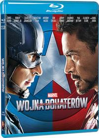 Galapagos Kapitan Ameryka Wojna bohaterów Blu-ray Anthony Russo Joe Russo