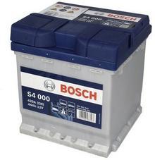 BOSCH SILVER S4 000 - 44Ah 420A P+