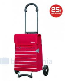 Andersen Wózek na zakupy Scala Lini 112-108-70 Czerwony - czerwony 112-108-70