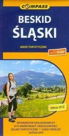 Wydawnictwo Compass praca zbiorowa Beskid Śląski mapa turystyczna
