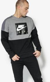 Nike BLUZA M NSW CREW AIR FLC 886050091