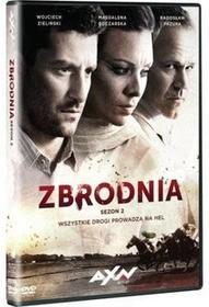 IMPERIAL CINEPIX Zbrodnia. Sezon 2 (DVD)