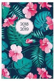 Albi Kalendarz kieszonkowy 2018/2019 Hibiskus