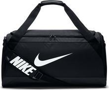 Nike Torba sportowa BA5334 010 Brasilia M Duff czarna BA5334 010