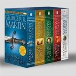 Bantam George R.R. Martin Game of Thrones. 5-Copy Boxed Set