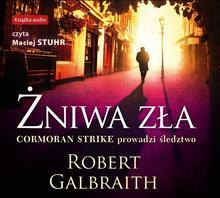 Żniwa zła audiobook CD) Robert Galbraith