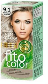 FITO Farba do włosów Fitocolor 9.1 Blond popielaty FITOCOSMETICS