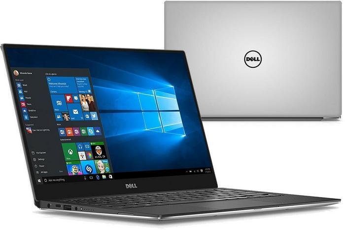 """Dell XPS 13 ( 9360 ) 13,3"""" FHD, Core i7, 256GB SSD, 8GB RAM, HD620, W10H"""
