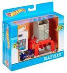 Mattel Hot Wheels Rozkładane Zestawy Pożar Na Stacji DWK99