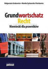 Poltext Grundwortschatz Recht - Małgorzata Grabowska