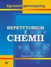 K. Pazdro Pazdro Krzysztof M. Repetytorium z chemii Egzamin gimnazjalny