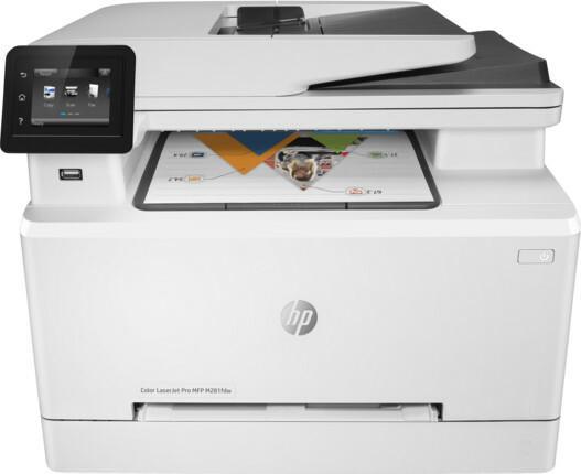 HP Color LaserJet Pro M281fdw